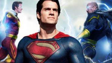 Superman Is Expected To Show Up For A Show-Down In Black Adam 2