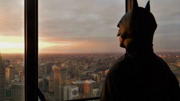 Gotham city shooting location in glasgow