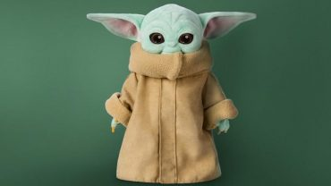 Baby Yoda Plush Is Soon Being Released