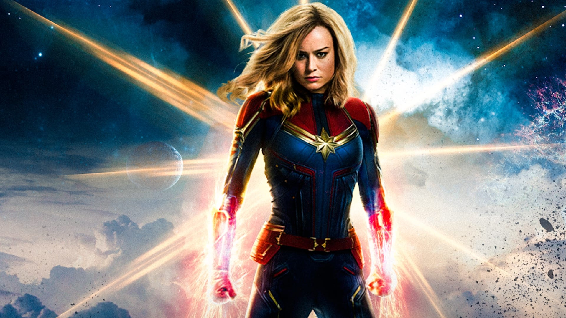 Iron Studios releases gorgeous Captain Marvel statue
