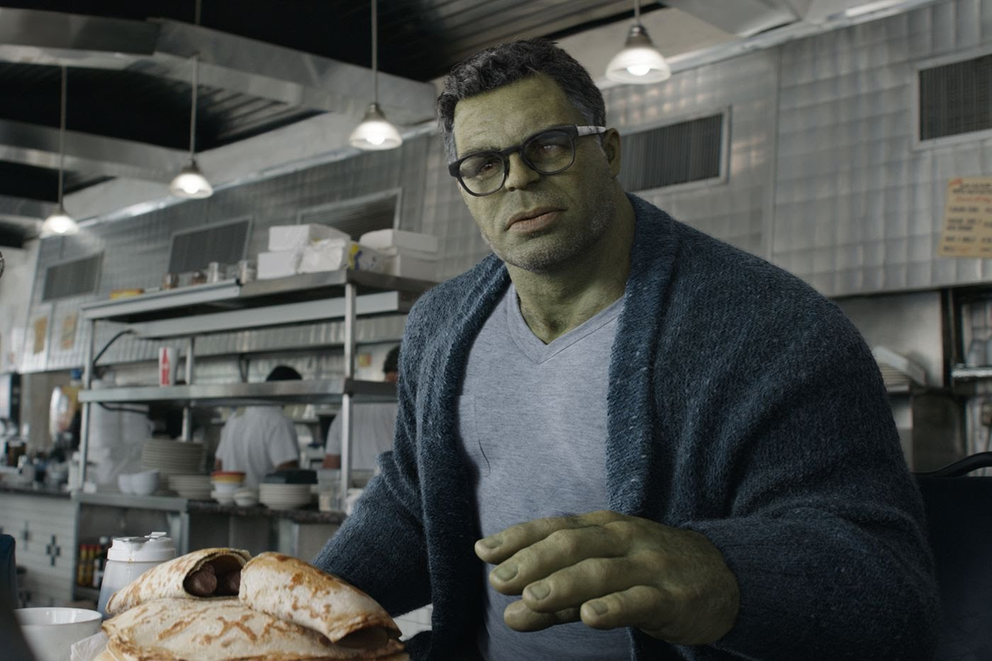 Endgame VFX tech talks about how they got Hulk's look. Pic courtesy: polygon.com