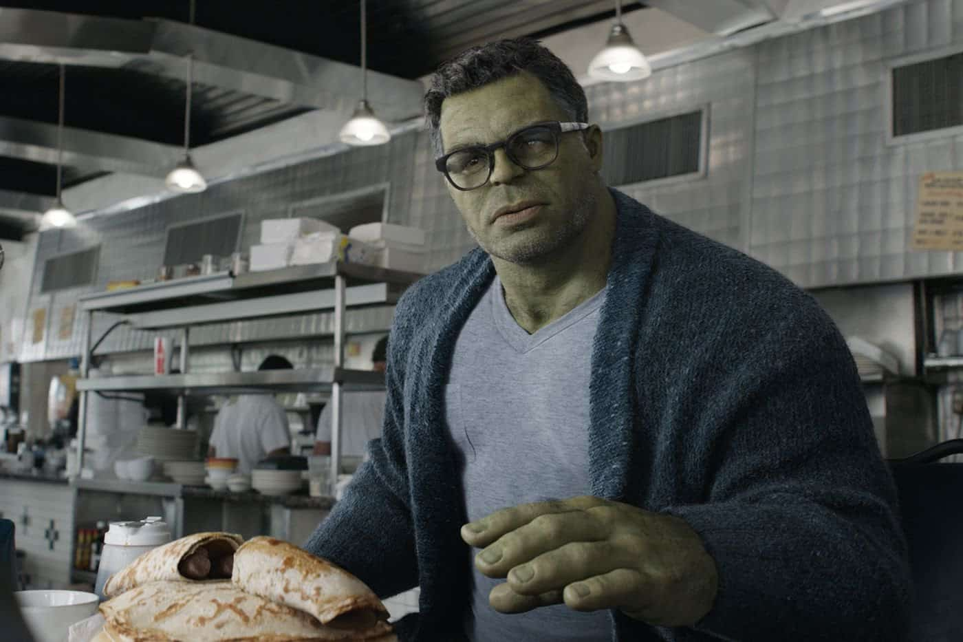 Smart Hulk was a huge challenge for the Marvel creative team. Pic courtesy: polygon.com