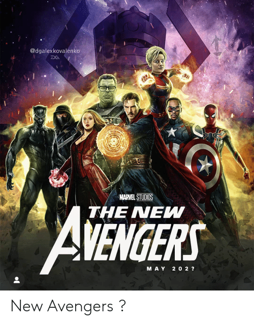 Is a New Team of Avengers On The Way!?