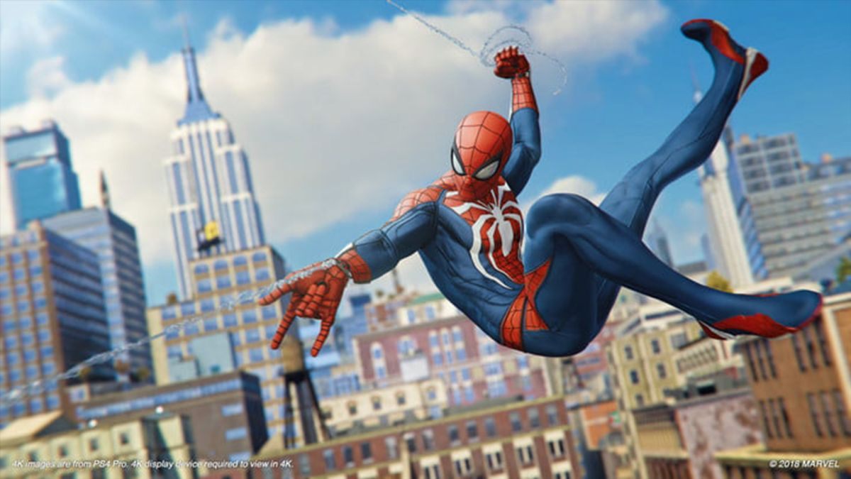 New leak reveals that Spider-Man 2 will feature new locations. Pic courtesy: gamesradar.com