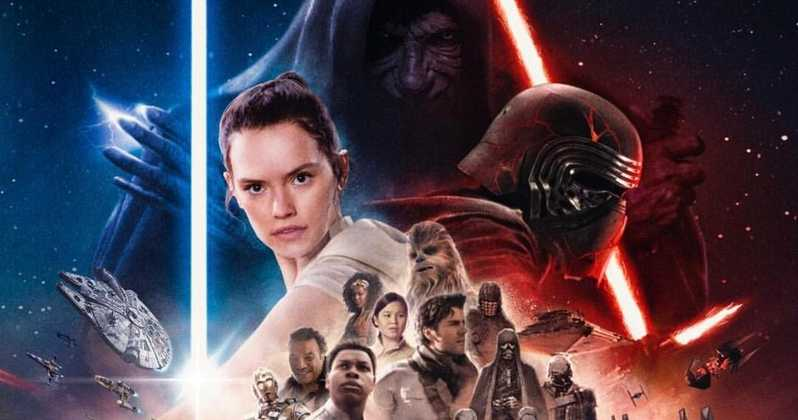 Star Wars The Rise Of Skywalker Concept Art Shows Kylo Ren Confronting Chewbacca Animated Times