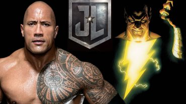 The Rock Shares First Training Photo for Black Adam