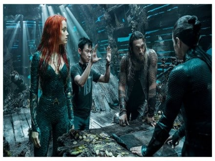 Aquaman miniseries will be produced by Aquaman director James Wan. Pic courtesy: newstation.in