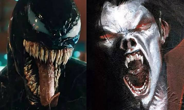 Morbius has a lot of Venom-like qualities to it. Pic courtesy: cinemablend.com
