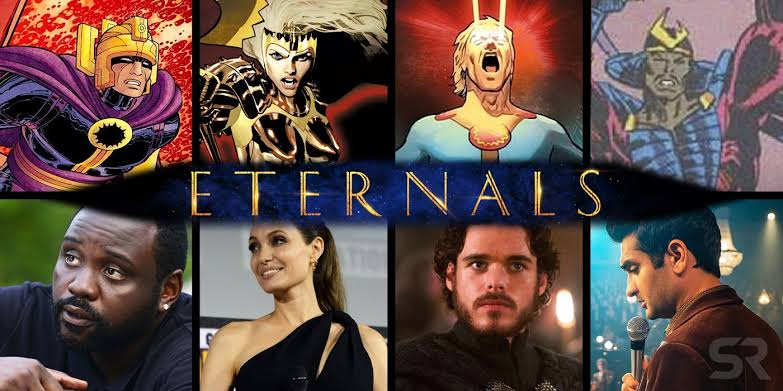 Image result for the eternals