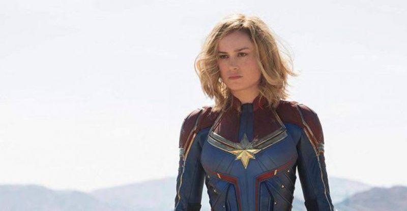 Image of Captain Marvel sequel