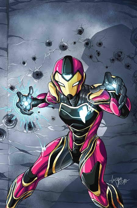 Riri Williams will be the next Iron Man. Pic courtesy: Marveldatabase.fandom.com