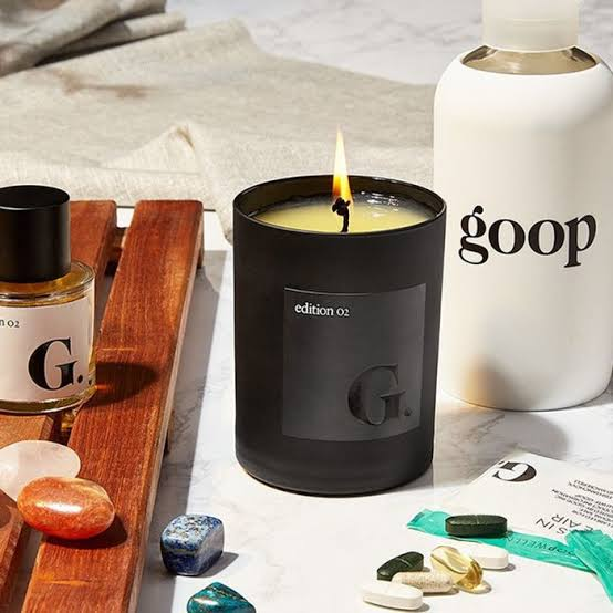 Goop does sell very bizarre things. Pic courtesy: Yahoo entertainment.com