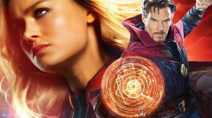 There were plans of Captain Marvel or Doctor Strange teaming up with Spidey in Spider-Man 3, but those plans were avoideThere were plans of Captain Marvel or Doctor Strange teaming up with Spidey in Spider-Man 3, but those plans were abandoned. Pic courtesy: comicbook.comd. Pic courtesy: comicbook.com
