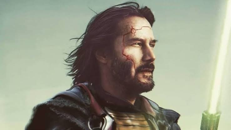 Keanu Reeves as Revan? Count us totally in. Pic courtesy: change.org