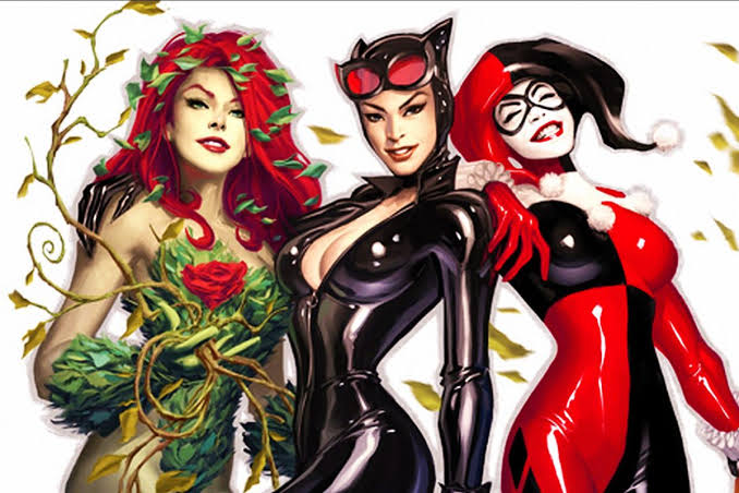 Margot Robbie wants Poison ivy in the dceu and one way is through the Gotham City Sirens movie. Pic courtesy: theverge.com
