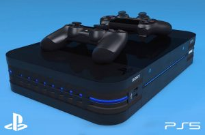 Image of the PS5