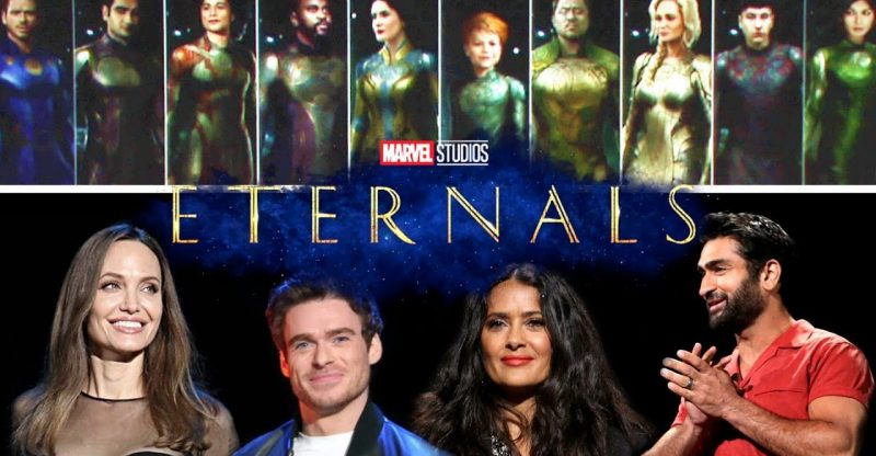 The Eternals and Captain Marvel connection