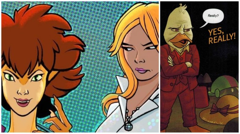 Howard The Duck, Tigra and Dazzler shows cancelled by Marvel?