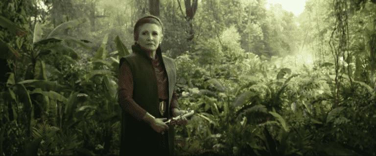Ajan Kloss was where Leia trained as well. Pic courtesy: starwarsfandom.com