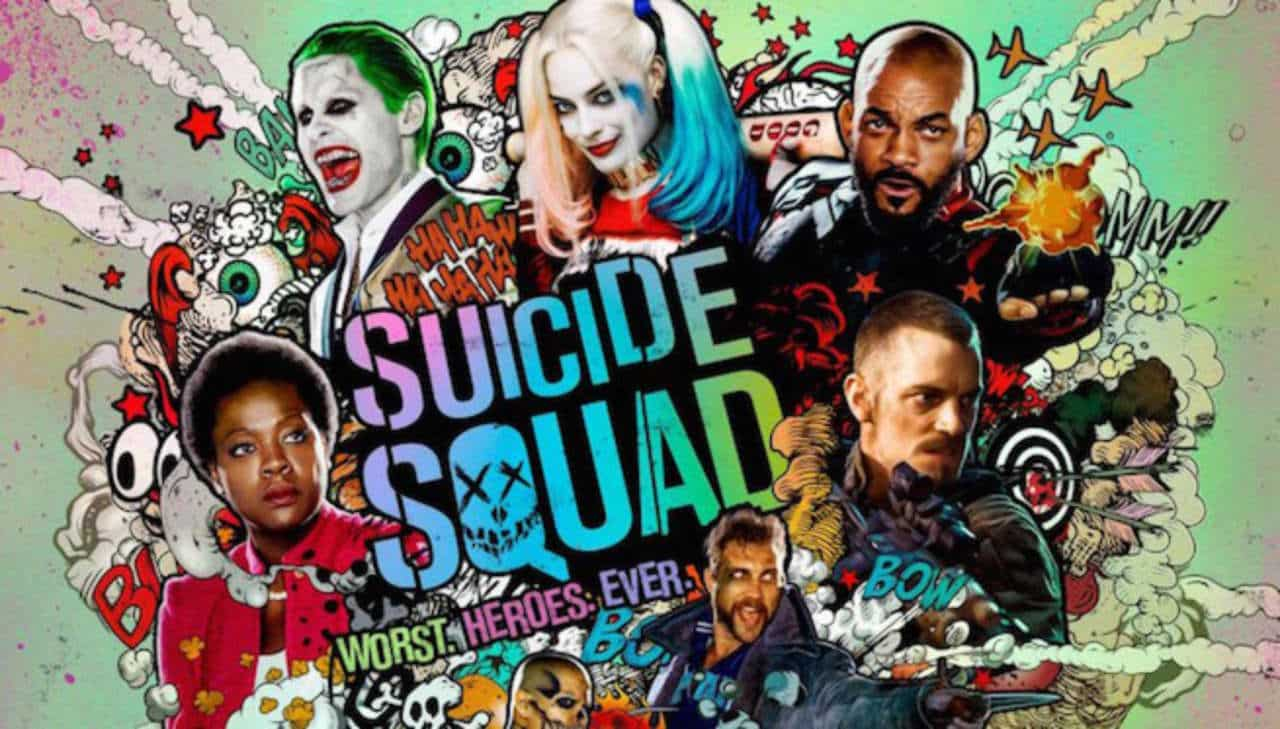 Apologies in order from the Suicide Squad Director