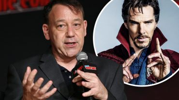 Sam Raimi to direct Doctor Strange 2