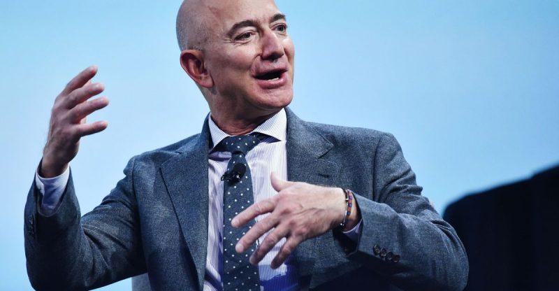 Amazon's CEO- Jeff Bezos