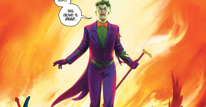 """DC's EXCLUSIVE PREVIEW of """"Year Of The Villan: HELL ARISEN #3"""""""