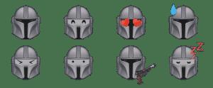 The Mandalorian- Emoji Blitz