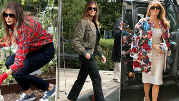 Melania Trump's closet: Her Most Controversial Fashion Choices