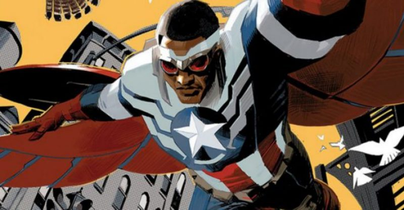 New Captain America: The first MCU mutant