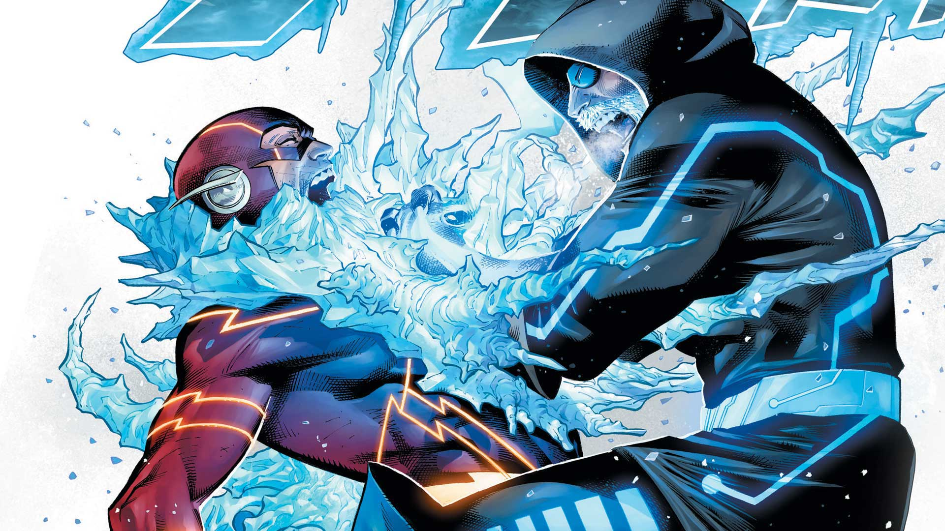 "THE FLASH IS BACK TO ALERT ""THE DEATH OF SPEED FORCE"""