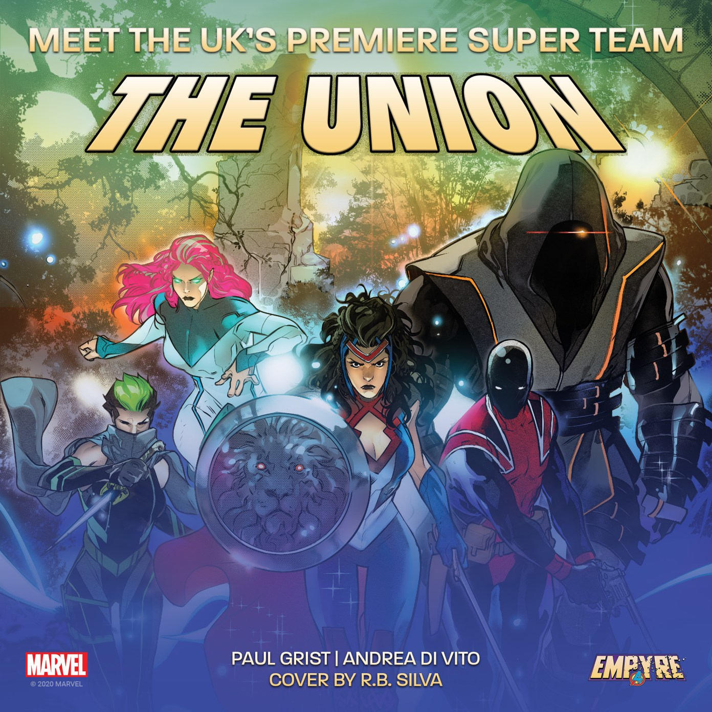 Marvel sets out to change the MCU landscape with the new British Super Team, The Union