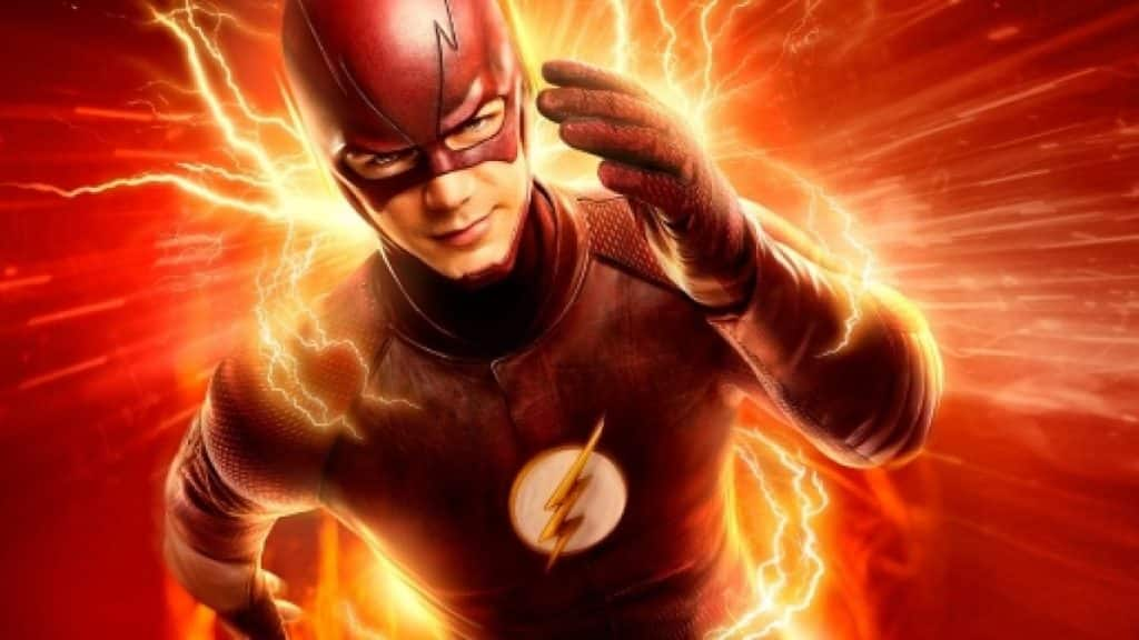 "TO RESCUE ""THE SPEED FORCE"""