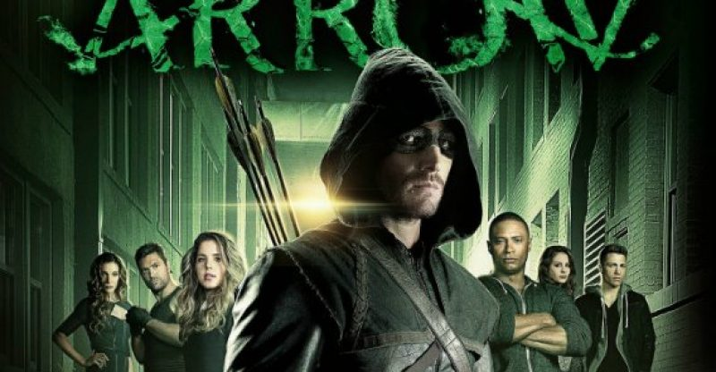 The complete details about 'Arrow' series released