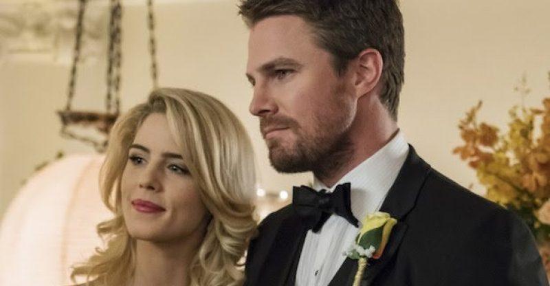 Arrow Script Finale Revealed