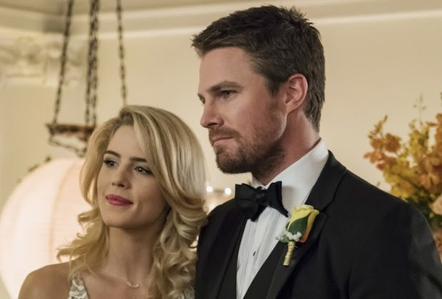 Arrow Script Finale Revealed