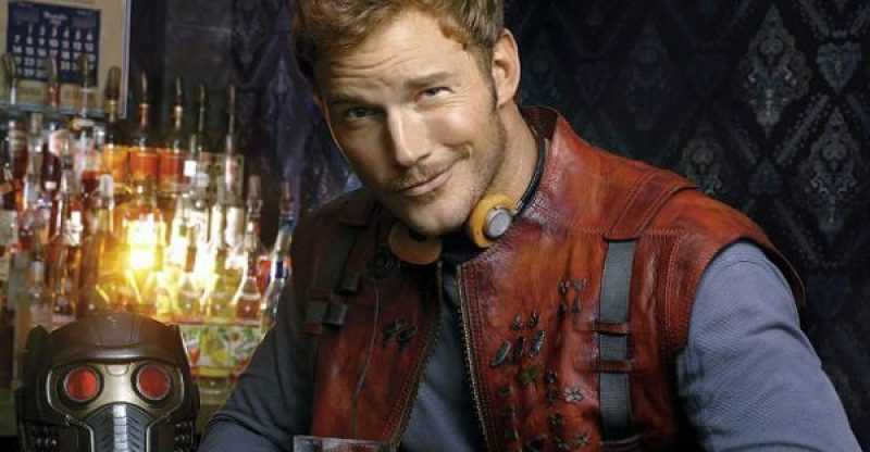 Chris Pratt surprises his fans with a Musical Tour of his office