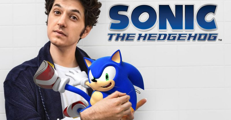 Interview with Ben Schwartz- the man behind Sonic's voice