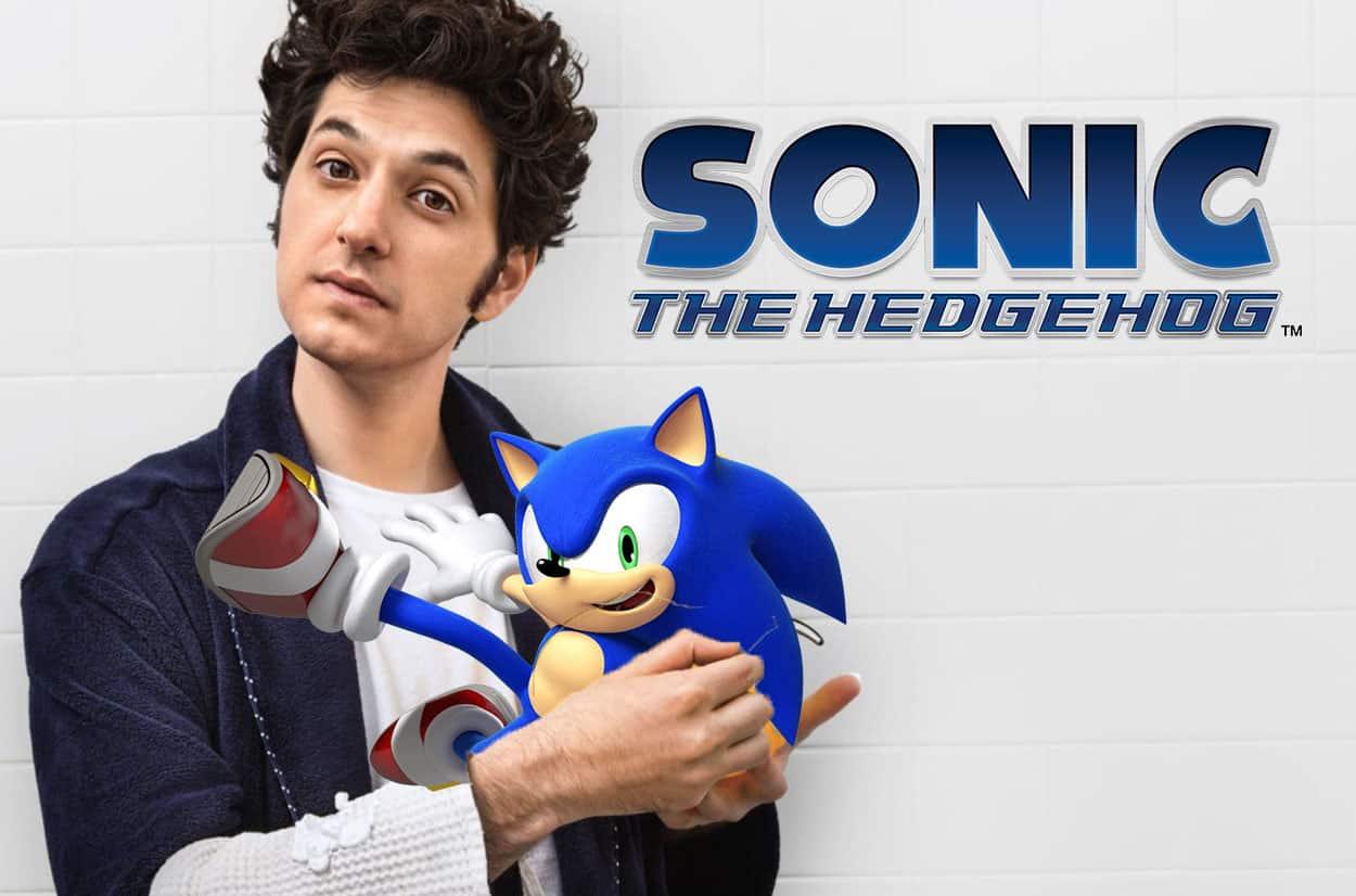 Interview with Ben Schwartz- the man behind Sonic's voice
