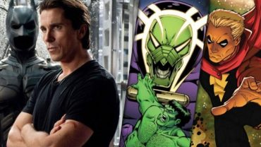 Christian Bale allegedly to play an Alien Villain in Thor: Love and Thunder!