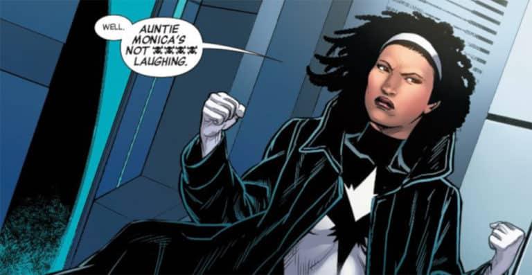 Monica Rambeau set to replace Carol Danvers as Captain Marvel?. Pic courtesy: afropunk.com