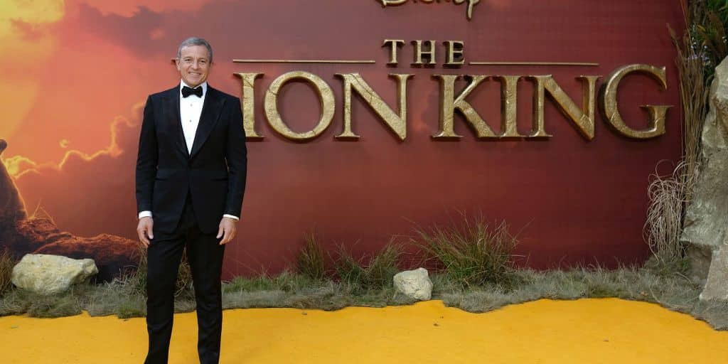 Disney CEO Bob Iger apologizes for a mishap