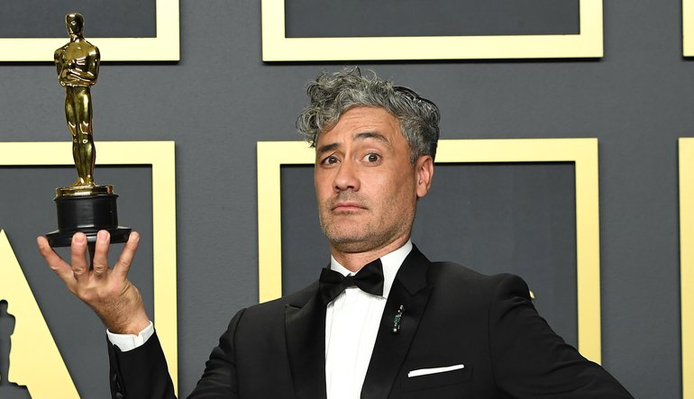 Victory for Thor: Ragnarok director: Taika Waititi