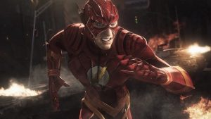 Zack Snyder - Justice League -Flash