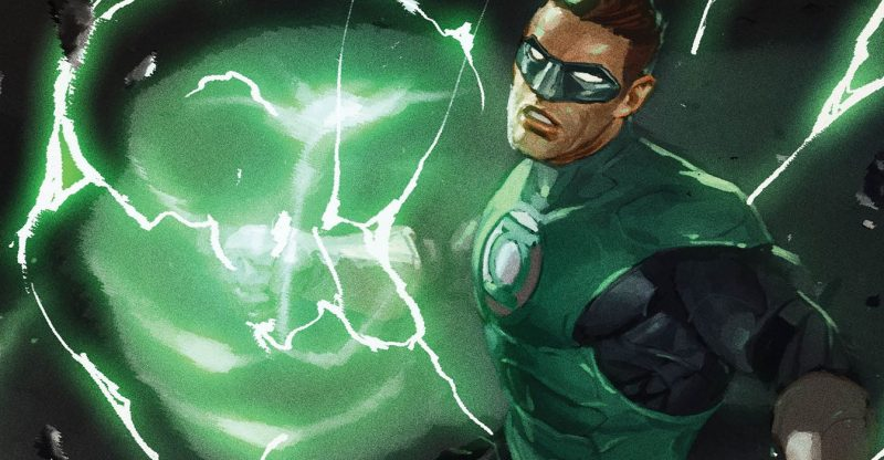 Green Lantern just got a Power Battery Upgrade