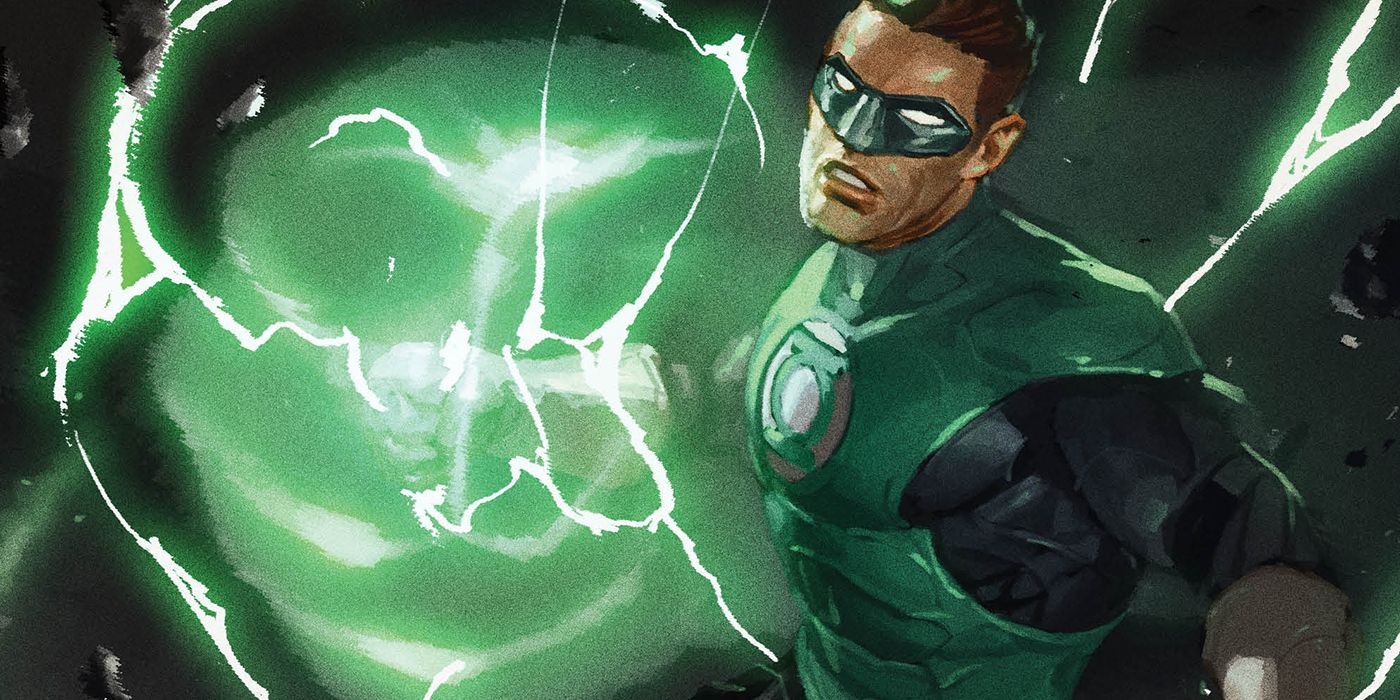 Green Lantern just got a Power Battery Upgrade