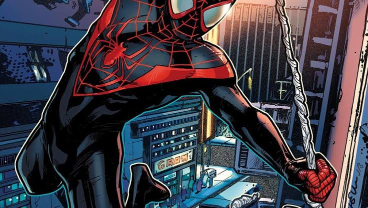 Miles Morales will replace Peter's Spidey. Pic courtesy: syfy.com