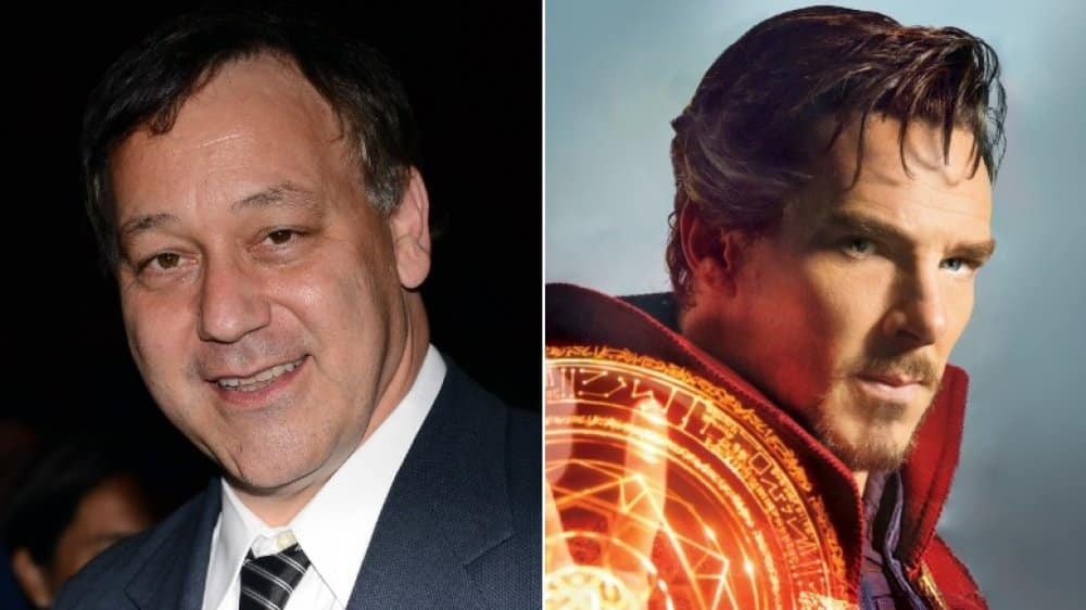 Doctor Strange 2: Sam Raimi, a perfect director!