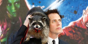 James Gunn getting death threats over Rocket Raccoon. Pic courtesy: bleedingcool.com