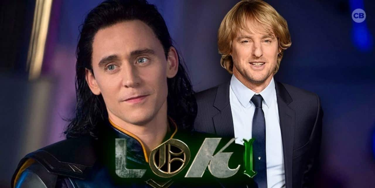 Owen Wilson to join the Disney+ Loki series